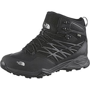 The North Face Hedgehog Hike Mid GTX Wanderschuhe Herren schwarz