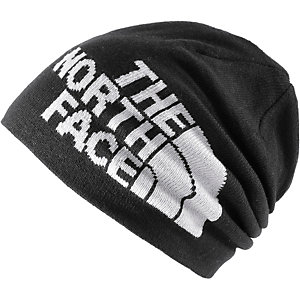 The North Face Highline Beanie schwarz/grau