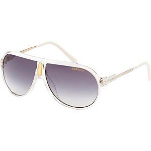 Carrera Endurance Sonnenbrille weiß
