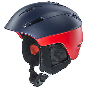 Salomon RANGER2 C.AIR Skihelm blau/ rot