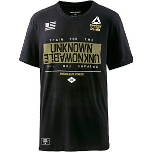 Reebok Crossfit T-Shirt Herren schwarz
