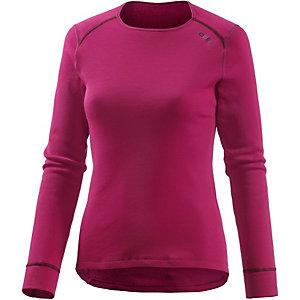Odlo Warm Unterhemd Damen sangria