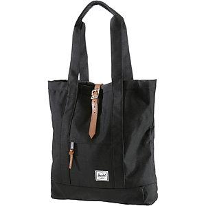 Herschel MARKET Handtasche schwarz