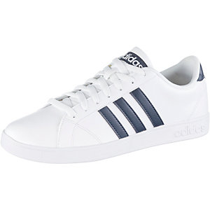 adidas BASELINE Sneaker Herren weiß