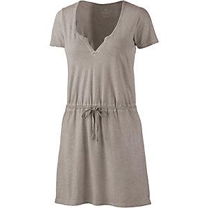 Herrlicher Jerseykleid Damen beige