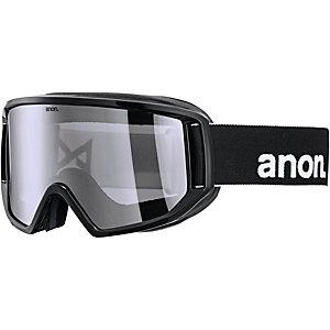 Anon Relapse Snowboardbrille schwarz