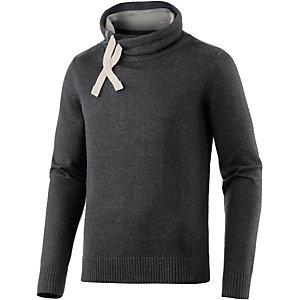 TOM TAILOR Strickpullover Herren anthrazit