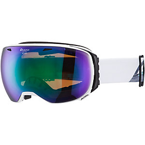 ALPINA BIG HORN MM Skibrille weiß