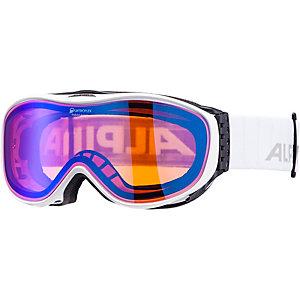 ALPINA CHALLENGE 2.0 QM Skibrille weiß