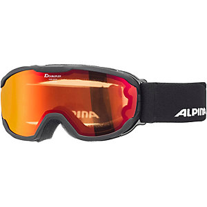 ALPINA PHEOS Jr. MM Skibrille Kinder schwarz