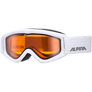 ALPINA CARAT DH Skibrille Kinder weiß