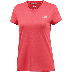 The North Face Reaxion Amp Crew Funktionsshirt Damen rot