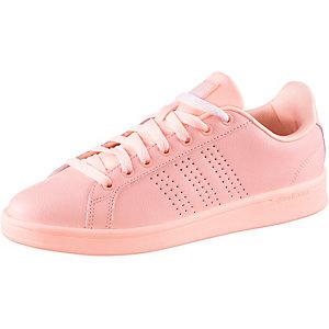 adidas Cloudfoam Advantage Sneaker Herren rosa
