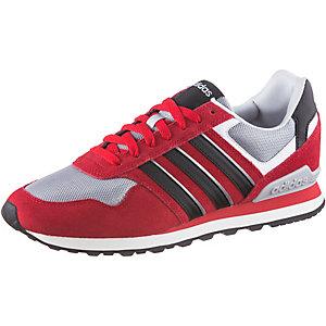 adidas 10 K Sneaker Herren rot