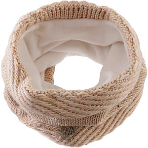 BUFF AURA Loop Damen beige