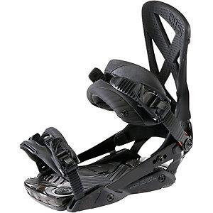 Nitro Snowboards Phantom Snowboardbindung Herren schwarz