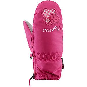 Ziener Le Zoo Minis Skihandschuhe Kinder pink