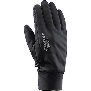 Ziener Irio GWS touch Fingerhandschuhe schwarz