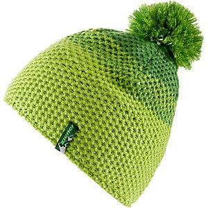 Ziener Ishi Bommelmütze Kinder grün