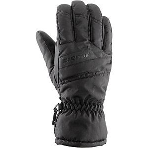 Ziener Gramosso Skihandschuhe schwarz