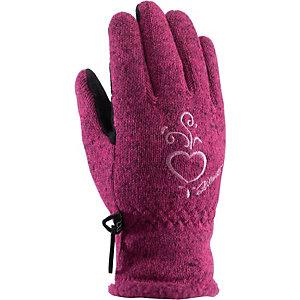 Ziener Limara Skihandschuhe Mädchen pink