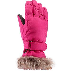 Ziener Lim Skihandschuhe Mädchen pink