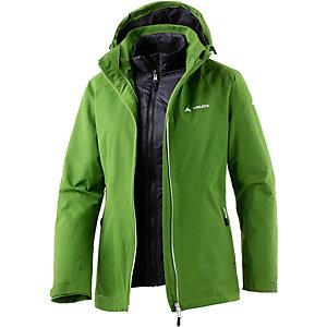VAUDE Gald Doppeljacke Damen grün