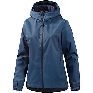The North Face Quest Regenjacke Damen blau