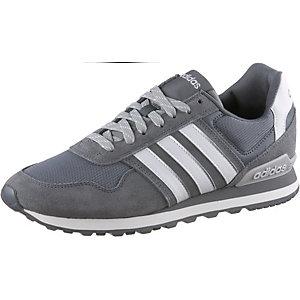 adidas 10 K Sneaker Herren grau