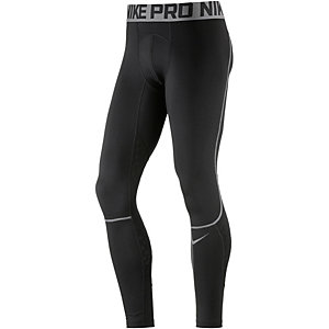 Nike Pro Hyperwarm Tights Herren schwarz