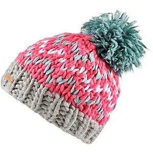 Barts Nara Bommelmütze Damen rosa