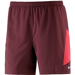 Nike Pursuit Laufshorts Herren rot