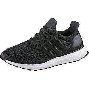 adidas UltraBOOST Laufschuhe Damen schwarz