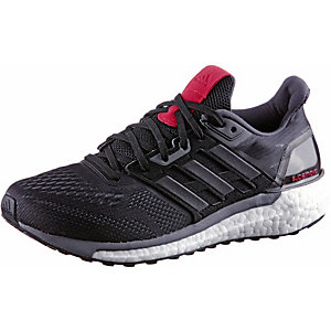 adidas Supernova Laufschuhe Damen schwarz