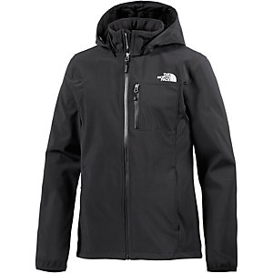 The North Face Motili Softshelljacke Herren schwarz