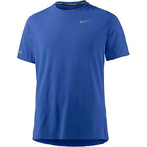 Nike Dri-Fit Contour Laufshirt Herren blau