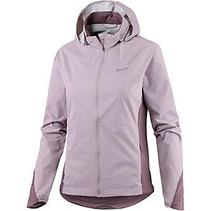 Nike Shield Hooded Zoned Laufjacke Damen violett