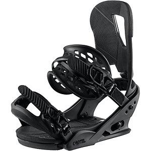 Burton Cartel Snowboardbindung Herren schwarz