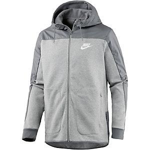Nike NSW AW15 Hoodie Herren grau