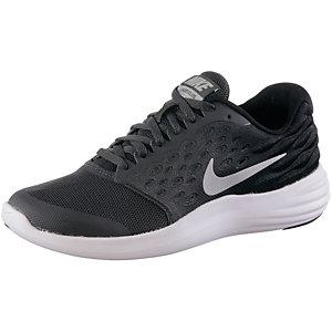 Nike Lunarstelos Laufschuhe Kinder schwarz
