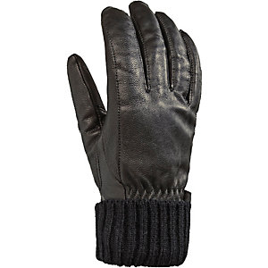 Barts Alban Fingerhandschuhe Damen schwarz