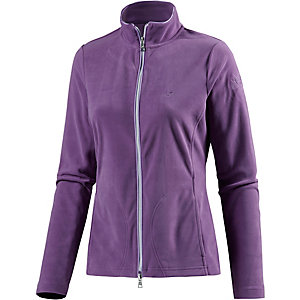 Joy Darcie Fleecejacke Damen lila