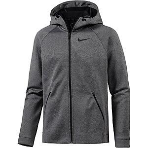 Nike Therma Funktionsjacke Herren grau