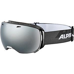 ALPINA BIG HORN MM Skibrille schwarz