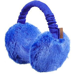 Barts Plush Ohrenwärmer Damen blau