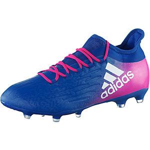 adidas X 16.2 FG Fußballschuhe Herren blau