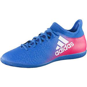 adidas X 16.3 IN Fußballschuhe Herren blau