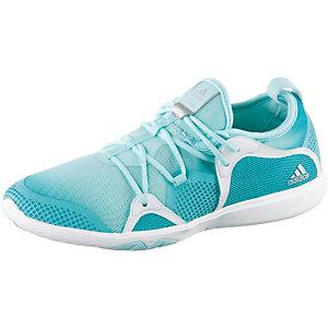 adidas Adipure 360.4 Fitnessschuhe Damen türkis/blau