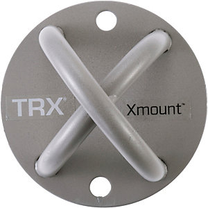 TRX Deckenbefestigung für Schlingentrainer grau/schwarz