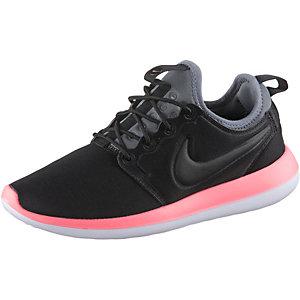 Nike W Roshe Two Sneaker Damen schwarz